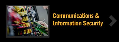 Communications & Information Security
